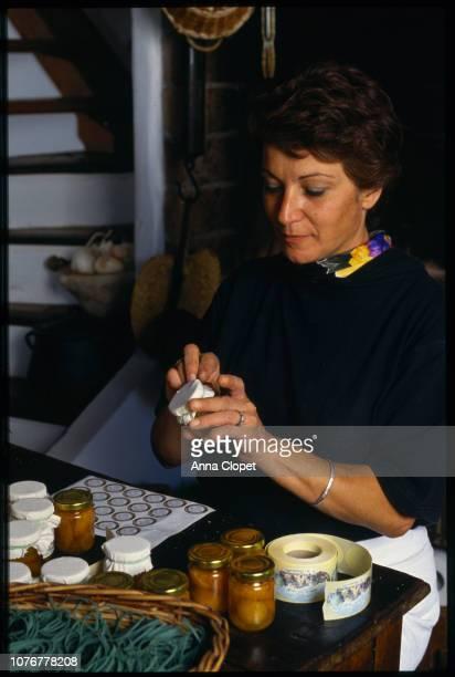 Marie Claude Cano Labeling Jam