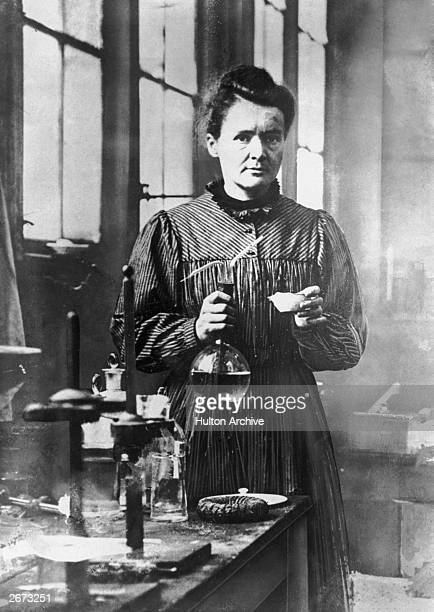 Marie Curie French physicist and winner of the 1903 Nobel Prize for Physics which she shared with her husband Pierre Curie She was the first woman to...