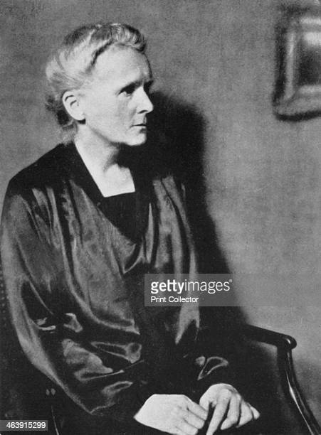 Marie Curie Polishborn French physicist 1929 Marie and her husband Pierre Curie continued the work on radioactivity started by Henri Becquerel In...