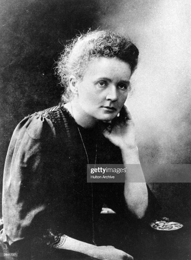 Marie Curie : News Photo