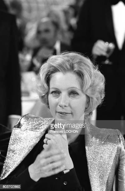 Marie Dubois lors du Festival de Deauville le 6 septembre 1976 en France