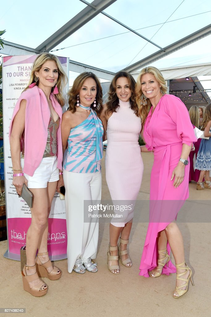 Sixth Annual Hamptons Paddle and Party for Pink Benefitting the Breast Cancer Research Foundation
