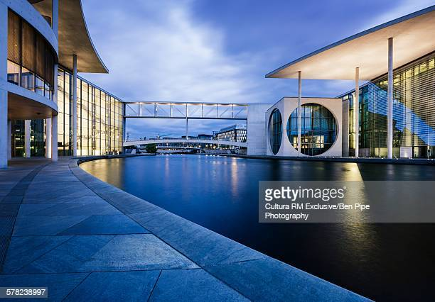 Marie Elisabeth Luders Haus, Government District, Berlin, Germany