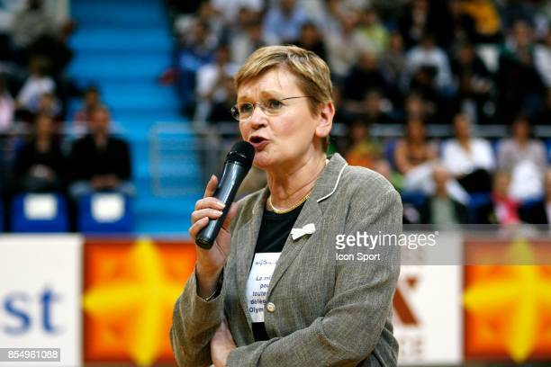 Marie Georges BUFFET Paris Handball / Selestat 26e Journee de division 1 Stade Pierre de Coubertin