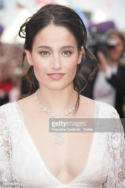 Marie Gillain at the premiere of 'Transylvania' during the 59th Cannes Film Festival