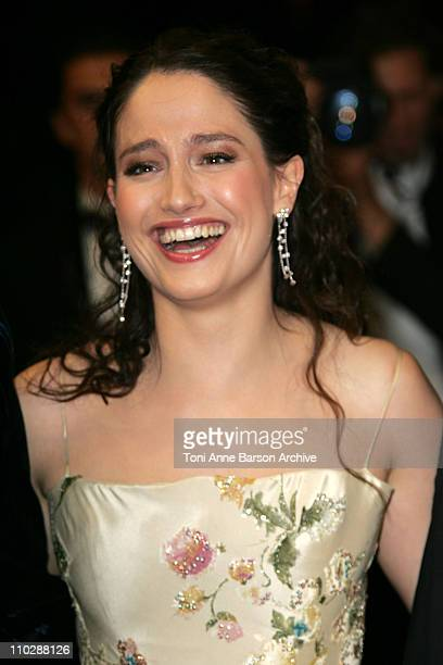 Marie Gillain during 2006 Cannes Film Festival 'United 93' Premiere at Palais des Festival in Cannes France