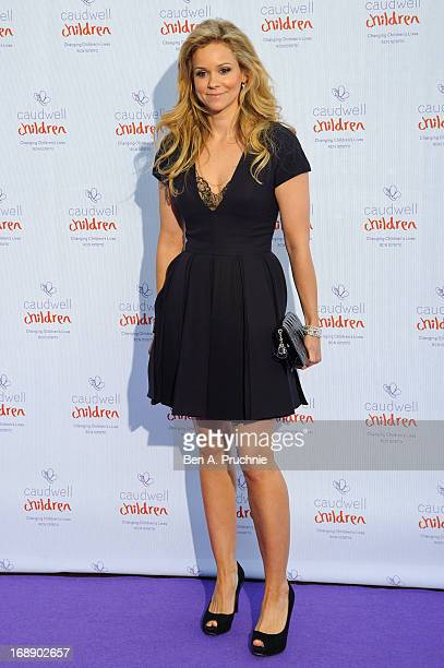 Marie Guerlain attends The Butterfly Ball A Sensory Experience in aid of the Caudwell Children's charity at Battersea Evolution on May 16 2013 in...
