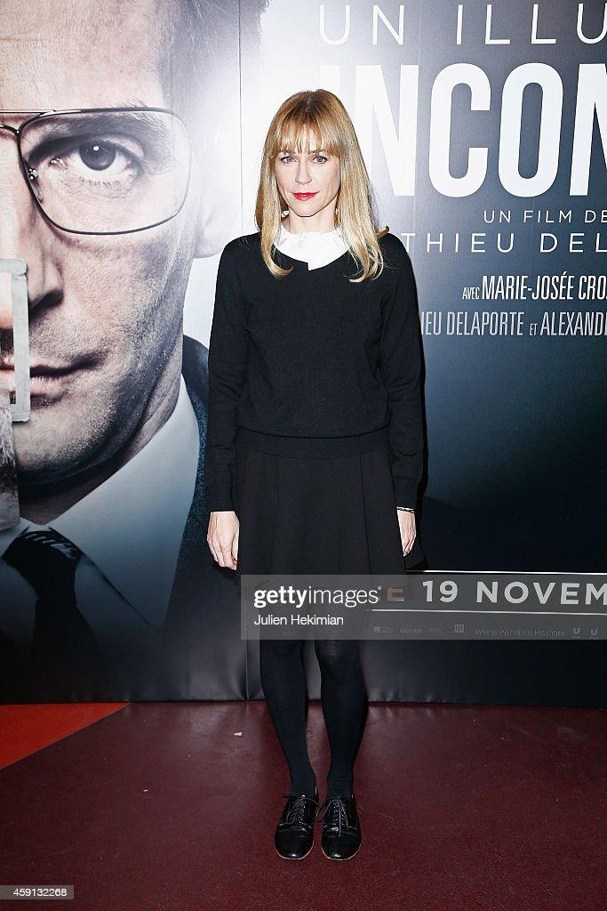 'Un Illustre Inconnu' Paris Premiere At Gaumont Opera Capucines