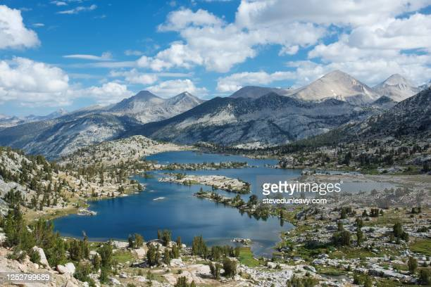 marie lake, john muir wilderness - 有名原生地域 ストックフォトと画像