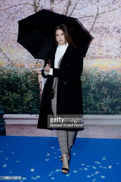 "Marie Lopez aka EnjoyPhoenix attends Disney's ""Mary Poppins Returns Paris Gala Screening at UGC Cine Cite Bercy on December 10 2018 in Paris France"