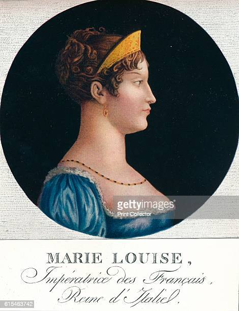 Marie Louise Empress of the French Queen Consort of Italy' c19th century Marie Louise Duchess of Parma was an Austrian archduchess who reigned as...