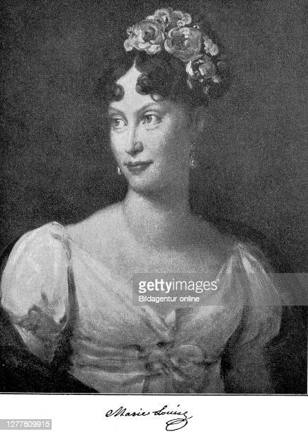 Marie Louise, Maria Ludovica Leopoldina Franziska Therese Josepha Lucia, 12 December 1791 - 17 December 1847, was an Austrian archduchess who reigned...