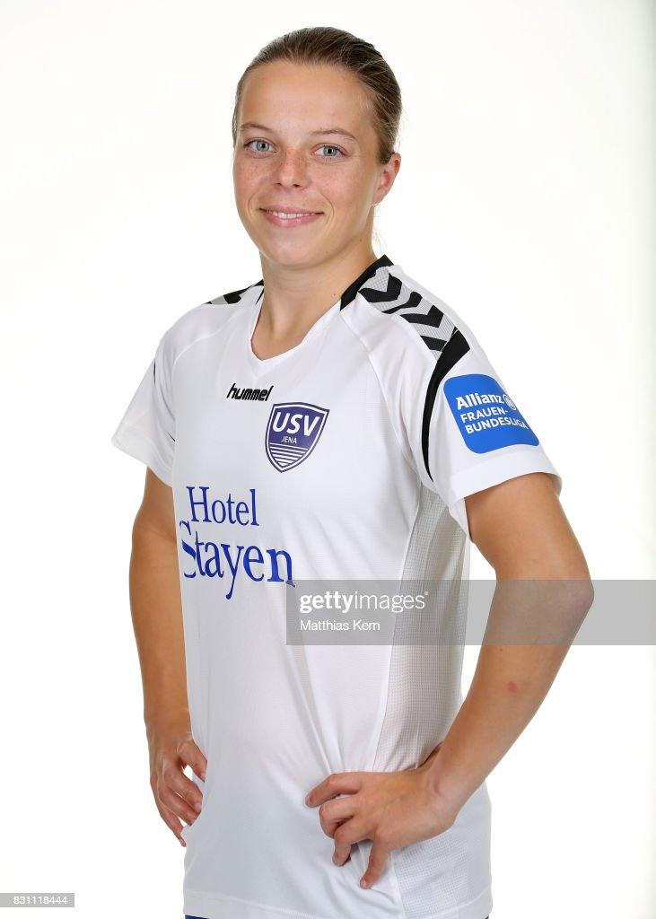 Marie Luise Herrmann of FF USV...