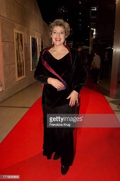 Marie Luise Marjan Bei Der JCarreras Benefiz Gala Party In Leipzig Am 141201
