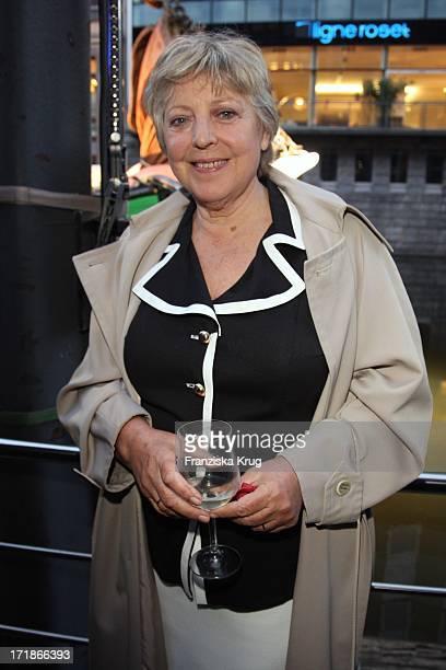 Marie Luise Marjan In The 'Media Night' to 'International Media Dialogue' The Nox In Hamburg
