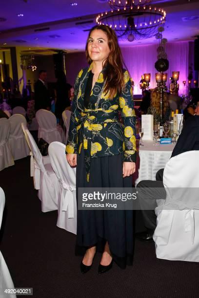 Marie Luise von Sachsen attends the 'Camp David Eagles Hauptstadt Golf Cup' Gala at Van der Valk Hotel Berlin Brandenburg on May 18 2014 in Berlin...