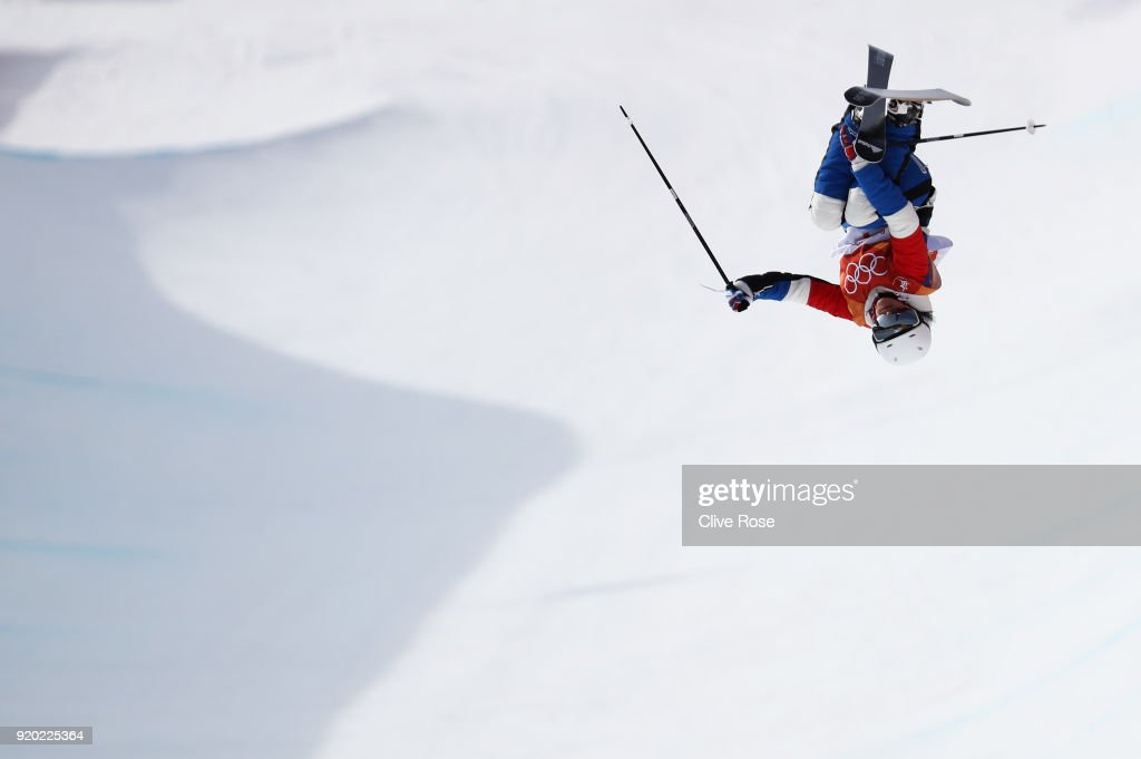 Freestyle Skiing - Winter Olympics Day 10 : Photo d'actualité