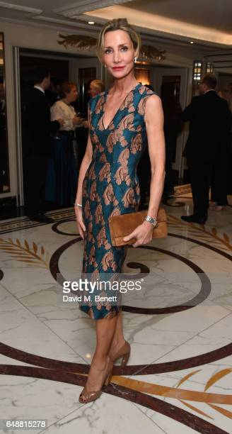 Marie Moatti attends the English National Ballet's Spring Gala at The Dorchester on March 6 2017 in London England