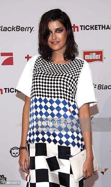 Marie Nasemann attends the Music Meets Media 2013 Award at Grand Hotel Esplanade on September 5, 2013 in Berlin, Germany.
