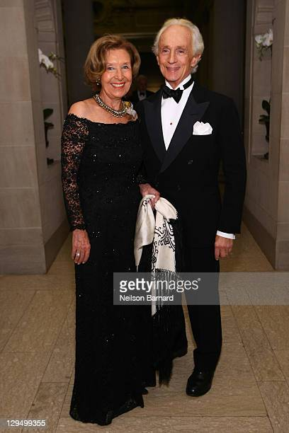Marie NugentHead Marlas and James C Marlas attend the 2011 Frick Collection Autumn Dinner Honoring Anne L Poulet at The Frick Collection on October...