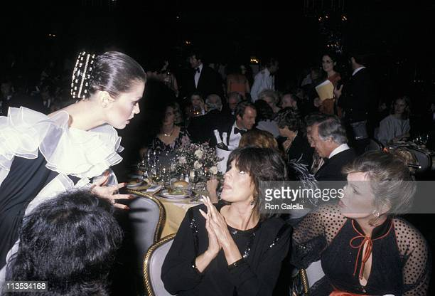 Marie Osmond Ali MacGraw and Phyllis George Brown