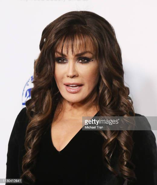 Marie Osmond attends the 2019 Hollywood Beauty Awards held at Avalon Hollywood on February 17, 2019 in Los Angeles, California.