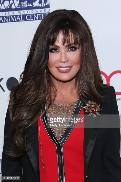 Marie Osmond attends the 4th Hollywood Beauty Awards at Avalon Hollywood on February 25 2018 in Los Angeles California