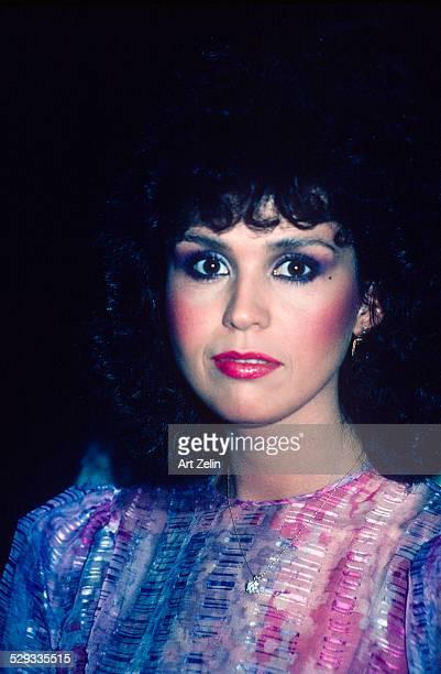 Marie Osmond closeup circa 1970 New York