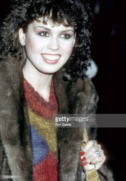 Marie Osmond during Rehearsals for the Golden Globe Awards at Beverly Hilton Hotel in Beverly Hills California United States