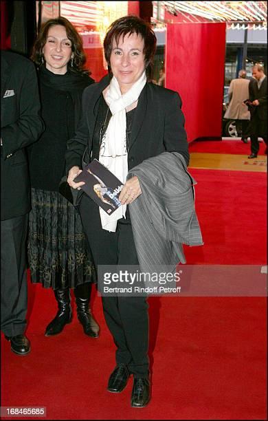 Marie Paule Belle at Dalida TV Film Tribute To The Singer