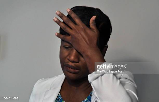 Marie Rosie Joseph still has bad headaches from the injuries she suffered in the 2010 earthquake in Haiti Her skull was crushed when a wall caved in...