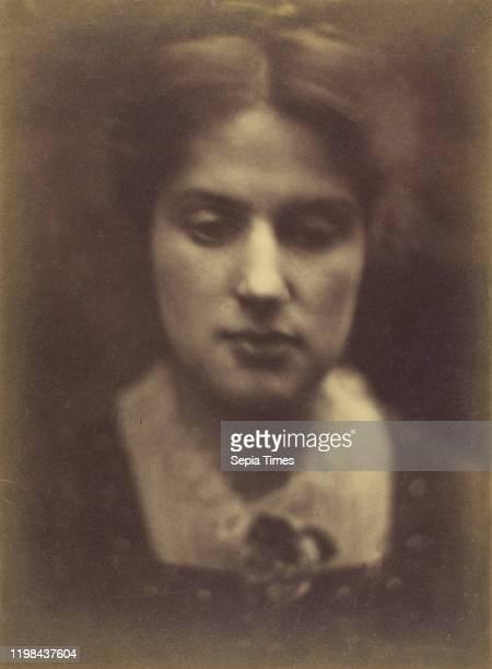 Marie Spartali Julia Margaret Cameron Freshwater Isle of Wight England 1870 Albumen silver print