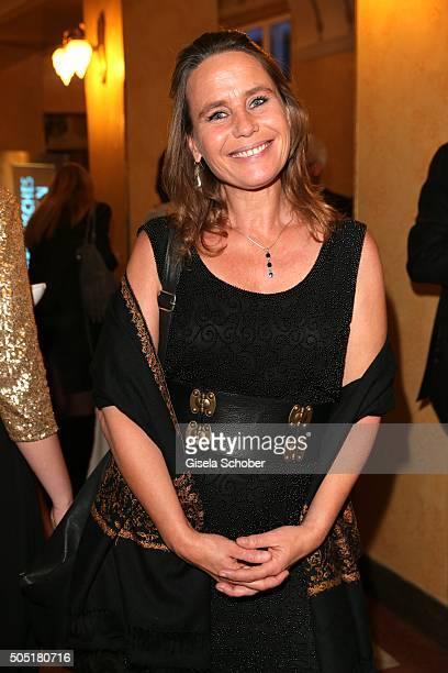 Marie Theres KroetzRelin during the Bavarian Film Award 2016 at Prinzregententheater on January 15 2016 in Munich Germany