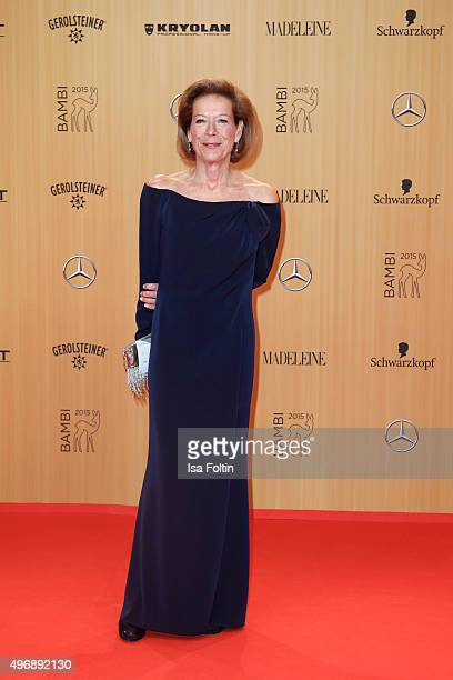 Marie Waldburg editor BUNTE Magazine attends the Bambi Awards 2015 at Stage Theater on November 12 2015 in Berlin Germany