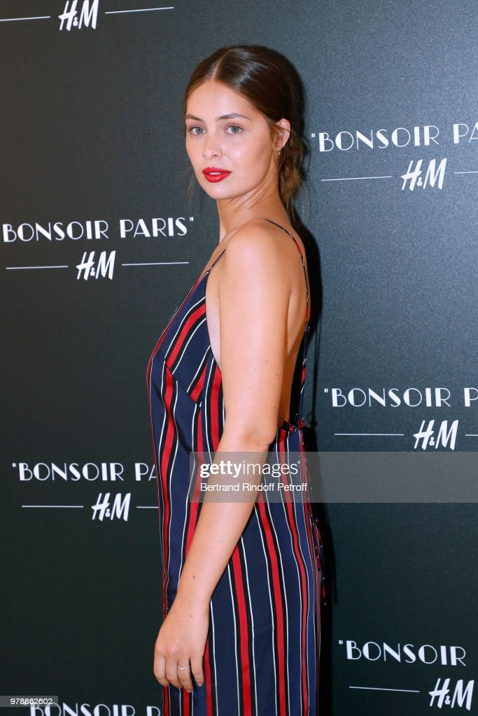 Celebrities & Parties -Paris Fashion Week - Menswear Spring-Summer 2019