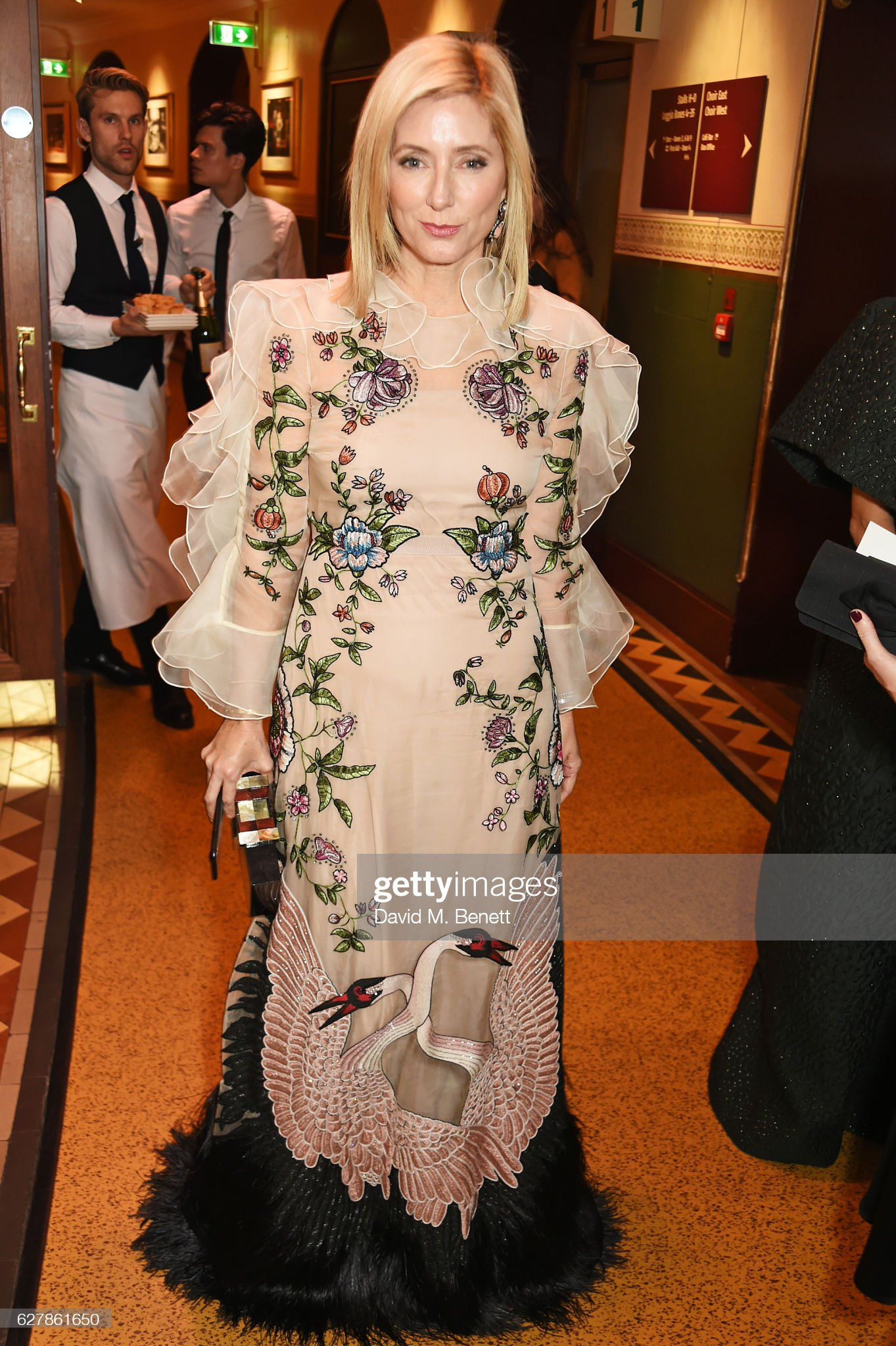 The Fashion Awards 2016 - Drinks Reception : News Photo