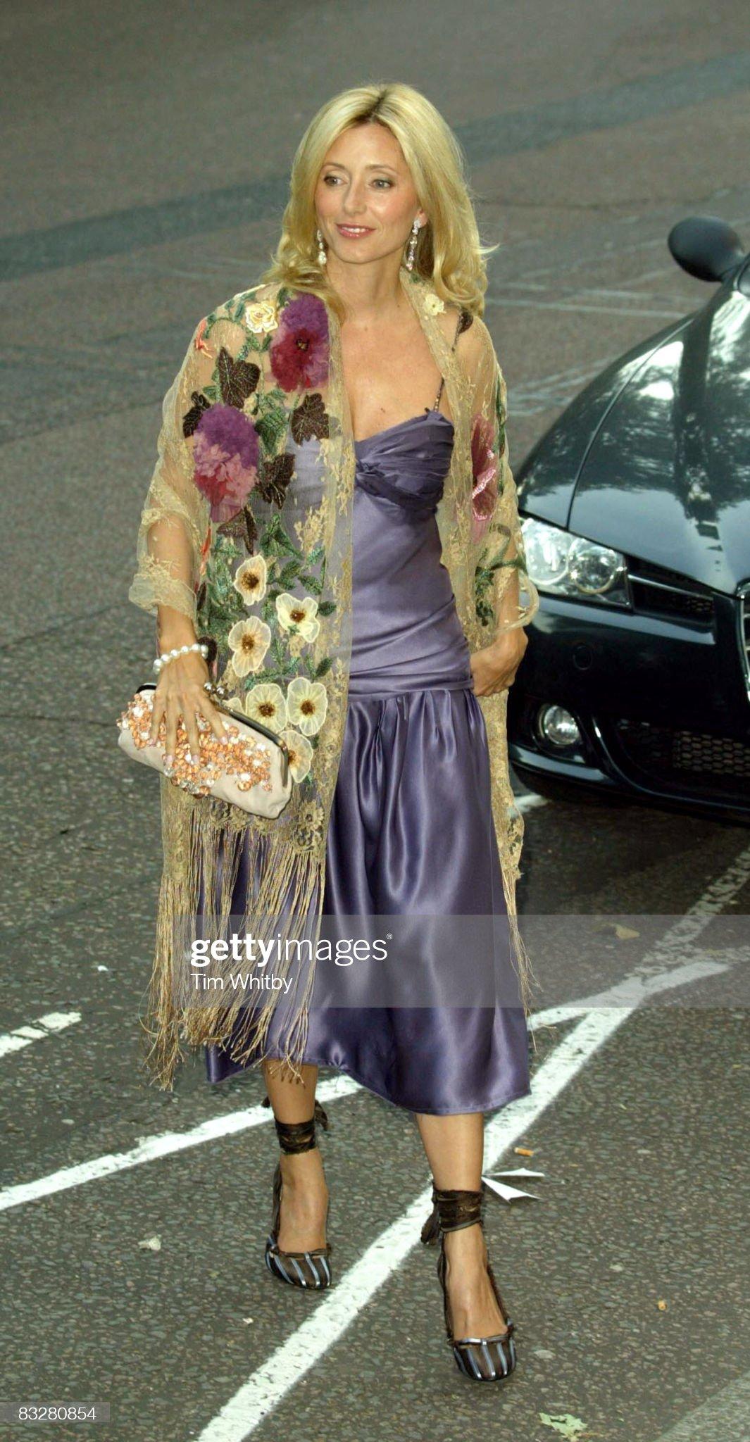 Salvatore Ferragamo - Dinner & Fashion Show - Arrivals : News Photo