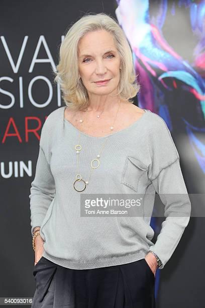 MarieChristine Adam attends Nina Photocall as part of the 56th Monte Carlo Tv Festival at the Grimaldi Forum on June 13 2016 in MonteCarlo Monaco