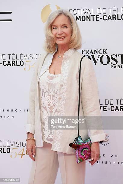 MarieChristine Adam attends the opening ceremony of the 54th Monte Carlo TV Festival at the Grimaldi Forum on June 7 2014 in MonteCarlo Monaco