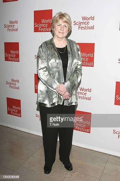 MarieClaire King attends the 2011 World Science Festival opening night gala at Alice Tully Hall on June 1 2011 in New York City