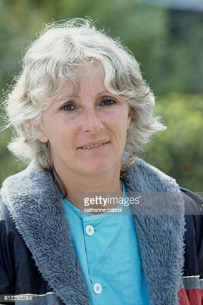 Marie-Claire Noah, Mother to French Tennis Player Yannick Noah