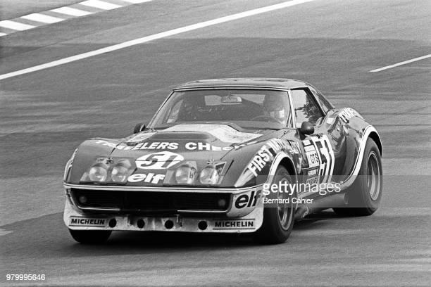 MarieClaude Beaumont Chevrolet Corvette 24 Hours of Le Mans Le Mans 16 June 1974