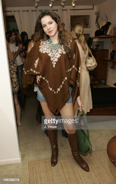Marieh Delfino during Kaviar Kind Party for Jodi Guber and Matt Taylor September 28 2005 at Kaviar Kind in West Hollywood Californina United States
