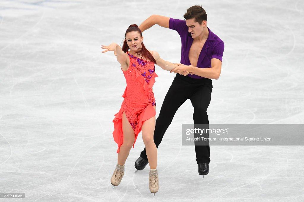 ISU Grand Prix of Figure Skating - Osaka