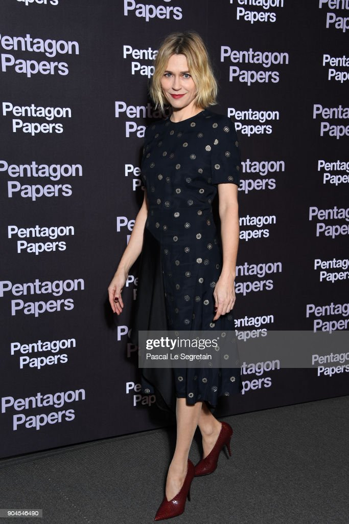 """Pentagon Papers"" Paris Premiere At UGC Normandie"