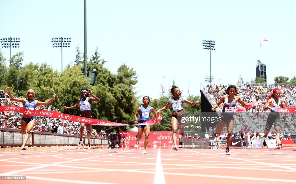 2019 Prefontaine Classic : News Photo
