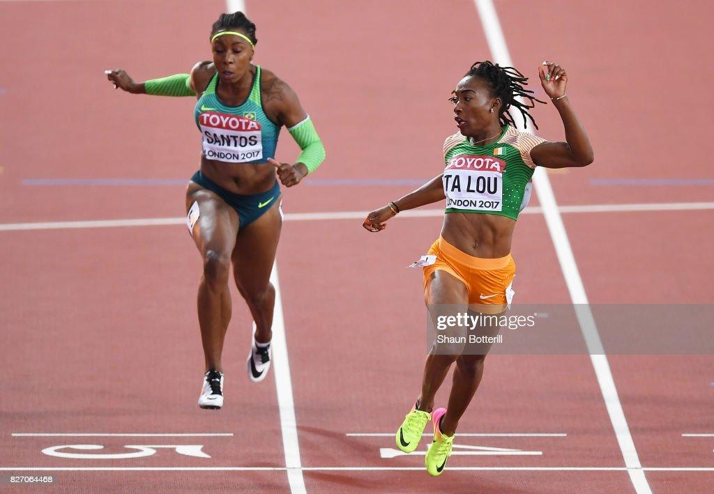 16th IAAF World Athletics Championships London 2017 - Day Three : ニュース写真