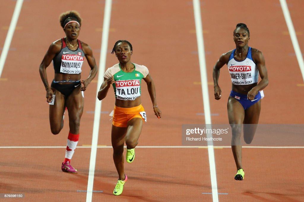 16th IAAF World Athletics Championships London 2017 - Day Seven : ニュース写真