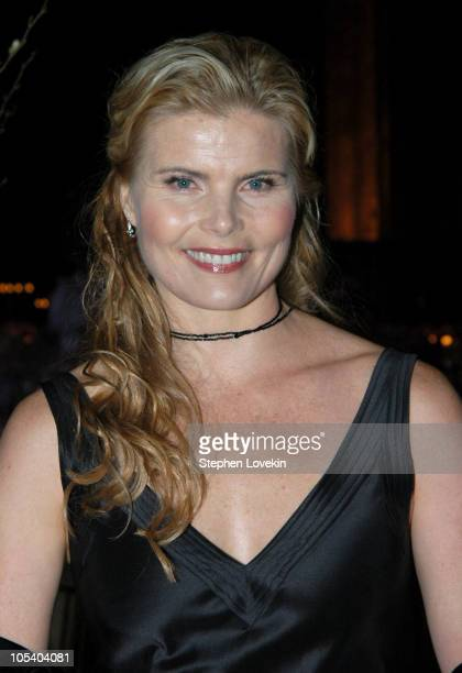 Mariel Hemingway during 16th Annual AFSP Lifesavers Awards Dinner at Cipriani's in New York City New York United States
