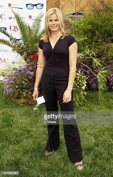 Mariel Hemingway during 5th Annual 'QVC's Cure By the Shore' to benefit the National Multiple Sclerosis Society Inside at Private Home in Malibu...